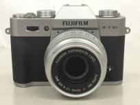 FUJIFILM ミラーレスカメラ X-T10 XF35mm f2 R WR 単焦点 レンズキットの買取