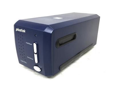 Plustek プラステック OpticFilm 8100 フィルムスキャナ ケース付き