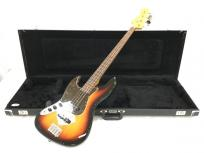 Fender JAPAN 3TS LH レフティ エレキ ベース ジャズべ フェンダーの買取