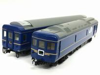 TOMIX HO-9010 HO-9011 HO-553 JR 24系25形 特急寝台客車 北斗星 JR東日本仕様 基本 増結 合計12両 鉄道模型 HOの買取