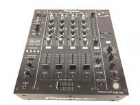 Pioneer パイオニア DJM-850-K 多機能 DJ ミキサー ブラックの買取