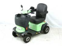 引取限定 SERIO ADEX SBT41G ハンドル形電動車椅子 遊歩スマイルの買取