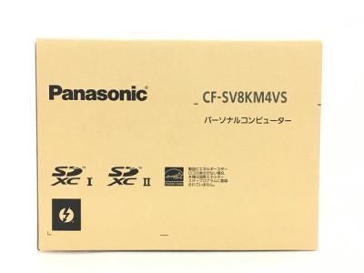 Panasonic Let's note CF-SV8KM4V Windows 10 Pro Core i5-8265U 8GB SSD 256GB ノートPC