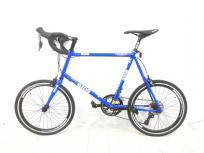 GIOS ジオス FELUCA スポーツ 自転車 ミニベロ ブルーの買取