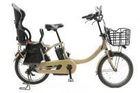 YAMAHA PAS Babby un SP PA20BSPR 電動自転車の買取