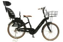 BESV CF1 YTFR15 LENA 電動自転車 アシスト自転車 ベスビー 3段変速 チャイルドシート付き 楽 大型の買取