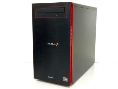 ユニットコム iiyama ILeDXs-M0B3-AR52-LNSSB デスクトップ パソコン Ryzen 5 2600 3.4GHz 8 GB SSD 256GB GTX 1050 Win 10 Home 64bit