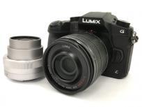 Panasonic LUMIX DMC-G8 12-60mm デジタル 一眼 カメラ レンズ キットの買取