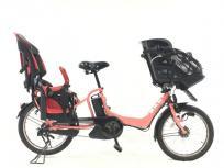 YAMAHA PAS KISS MINI PM20K 3段変速 20インチ ヤマハ 電動 アシスト 自転車の買取