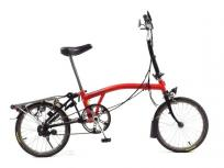 BROMPTON M3R フォールディングバイク 折りたたみ サイクリング ブロンプトンの買取