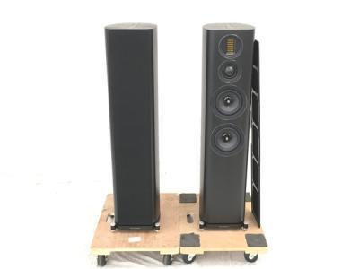 WHARFEDALE EVO 4.4 ウォールナット スピーカー ペア 音響機材 ワーフェデール