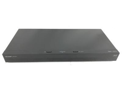 SHARP シャープ 2B-C05CW1 ブルーレイレコーダー BD DVD 家電