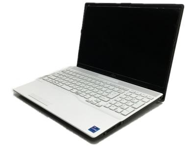 FUJITSU LIFEBOOK WA3/E3 FMVWE3A37W ノート PC Core i7-1165G7 @ 2.80GHz 8 GB SSD 256GB 15.6インチ