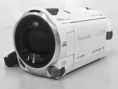 Panasonic HC-W850M デジタルハイビジョン ビデオカメラ 2014年製 ブラック