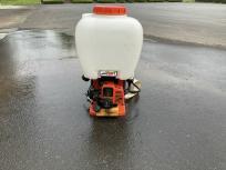 茨城県 土浦市 共立 背負動噴 SHR061 動力噴霧器 噴霧器 背負い式 混合ガソリン 農機