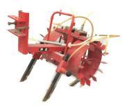 引取限定共立 TFT-2A 土壌消毒機 けん引形 ティラー けん引タイプ 二条 ダイヤフラム式ポンプ