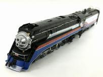 KATO カトー 126-0311 GS-4蒸気機関車4449号 「アメリカンフリーダムトレイン」塗装  鉄道模型 Nゲージの買取