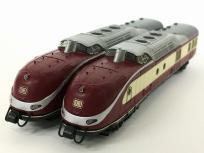 Fleischmann ALPEN-SEE-EXPRESS Dieseltriebzug BR601 der DB 7両 Nゲージ 鉄道模型 外国車両の買取