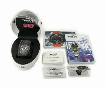 Tissot T-Race Moto GP 2018 Jorge Lorenzo Limited Edition ティソ メンズ 腕時計 ホルヘ・ロレンソ 2018 限定版 T115 417 37 061 01