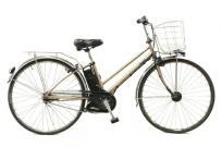 パナソニック BE-ELDT75T ビビ・DX・シティ 電動アシスト 自転車 Panasonic 楽 大型の買取