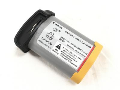 Canon LP-E19 純正 バッテリー パック