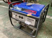 実使用なし YAMAHA 発電機 EF23H スタンダード DIY・工具 電動工具 楽 大型の買取