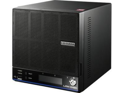 IO DATA HDL2-H2 2ドライブビジネスNAS ハードディスク HDD 2TB 家電