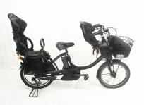 YAMAHA 電動 アシスト 自転車 PAS Babby PM20B レッド 楽 大型の買取