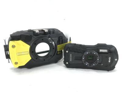 SEA&SEA シーアンドシー DX-6G RICOH WG-50 水中カメラ ハウジングセット カメラ