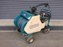引取限定丸山 マルヤマ MSA413R2T-M 自走ラジコン 動噴 動力噴霧器 農機具 エンジン始動OK 訳ありパンクの買取