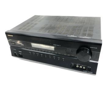 ONKYO AVセンター TX-SA608 ブラック 600番シリーズ