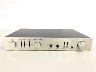 LUXMAN CL-32 コントロールアンプ 木枠 音響 ラックスマン