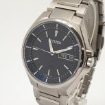 CITIZEN シチズン ATTESA アテッサ エコドライブ H100-R007556 ソーラー デイデイト メンズ 腕時計