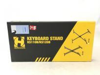 HERCULES KS110B/KS120B キーボードスタンド ハーキュレス