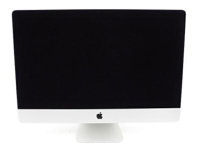 Apple iMac Retina 5K 27インチ Late 2015 一体型 デスクトップ PC i5-6500 3.20GHz 32GB SSD24GB HDD1TB Radeon R9 M390 Catalina 訳有