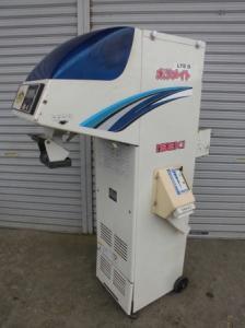 決算セール鳥取県 米子市 イセキ LTE9 自動計量 選別機 はかりポリメイト 1.80 M米選別機 農機具