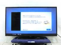 MITSUBISHI 三菱 REAL リアル LCD-40ML8H ハイビジョン 液晶テレビ 40型 2018年製 TV 家電の買取