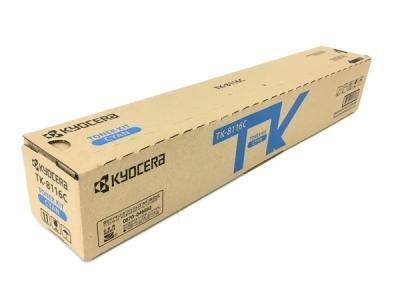 京セラ TK-8116 トナー シアン カートリッジ 消耗品