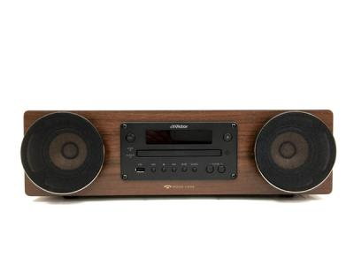 Victor EX-D6 WOOD CONE コンパクト コンポーネントシステム オーディオ 音響