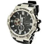 CASIO カシオ G-SHOCK Gショック Gスチール GST-B100-1AFJ ソーラー メンズ 腕時計の買取