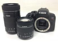 Canon EOS kiss X9i 一眼レフ ダブルズーム レンズキット デジタル カメラ 一眼レフ キャノンの買取