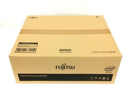 富士通 FUJITSU ESPRIMO D588/B FMVD43001 i5 8GB 500GB スリム デスク PC