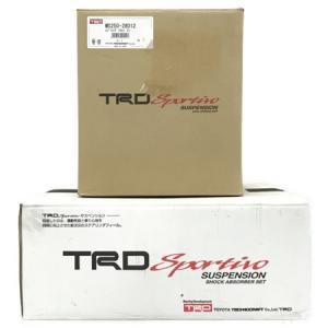 TOYOTA TRD MS250-28012 スプリング Ver.2 MS260-28016 ショックアブソーバー ヴォクシー 純正サスペンションキット