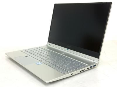 msi PS42 Modern 8RC-009JP ノート PC Core i7-8550U 1.80GHz 16 GB SSD 512GB 14インチ クリエイター