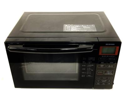 アイリスオーヤマ オーブンレンジ BLMO-F1801 2019年製 家電