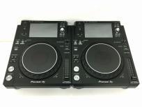 Pioneer XDJ-1000MK2 DJ用マルチプレーヤー ペアの買取