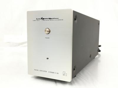 LUXMAN ラックスマン E-03 フォノイコライザー フォノアンプ