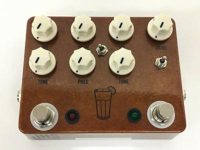 JHS sweet tea オーバードライブ ディストーション ギター エフェクター