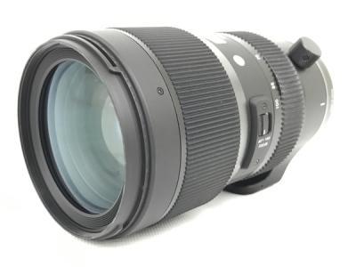 SIGMA 50-100mm F1.8 DC HSM for Canon シグマ APS-C センサー 用 キャノン 交換用 中望遠 ズーム レンズ 周辺 アクセサリ