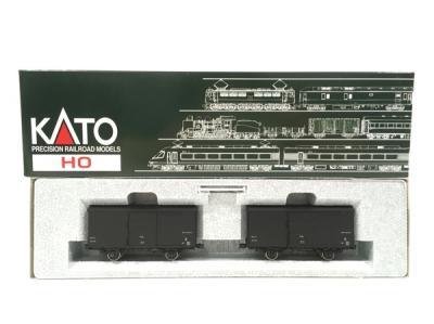 KATO カトー 1-812 ワム 90000 2両 有蓋車 貨物 鉄道模型 HOゲージ
